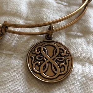 Alex and Ani Path of Life Gold Wrap Bracelet